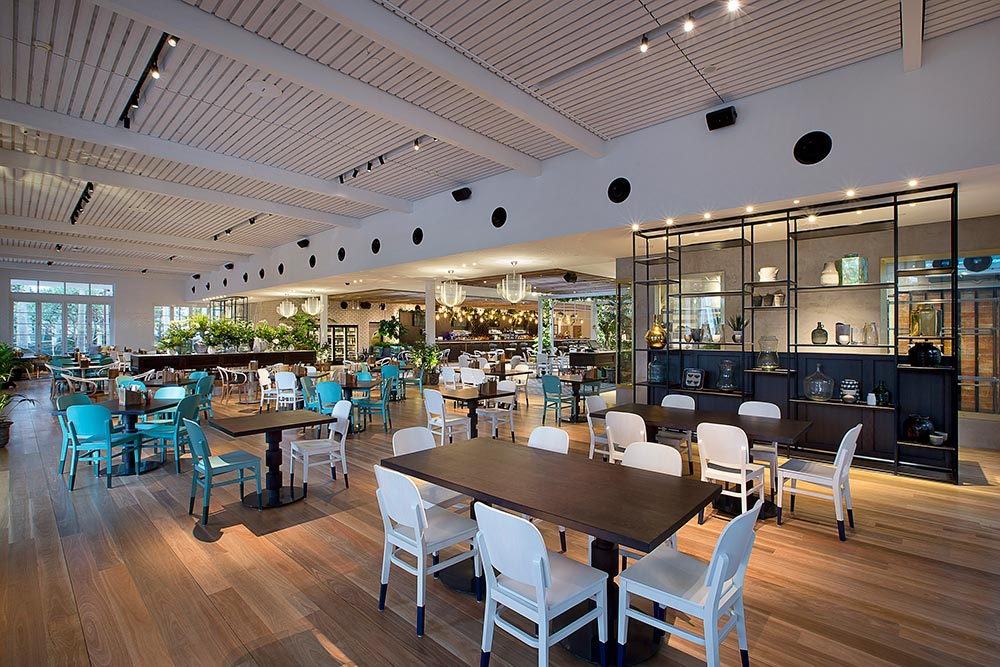 Jupiters Casino – Garden Kitchen & Bar